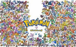 alle pokemon in x