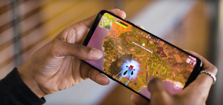 Fortnite für Android Smartphones