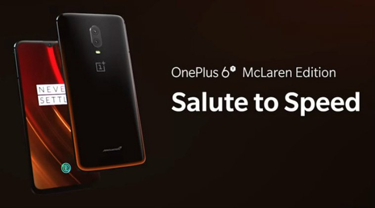Salute to Speed: OnePlus 6T McLaren-Edition vorgestellt