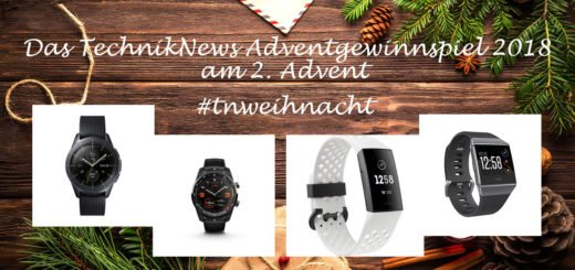 TechnikNews Adventgewinnspiel #1