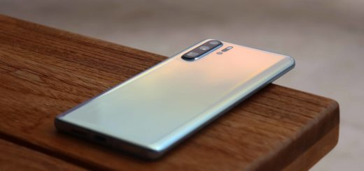 Huawei P30 Pro Test Farbe