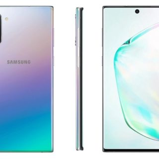 Samsung Galaxy Note 10 Leak Header