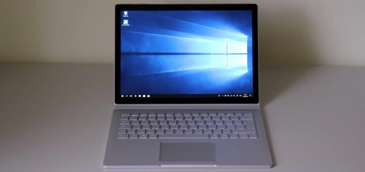 Surface Book 2 Test