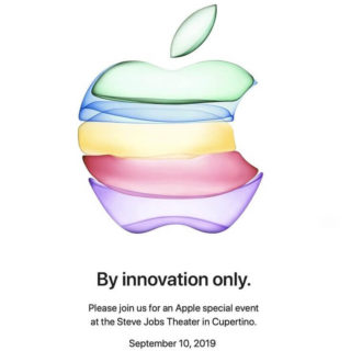 Apple Keynote September 2019
