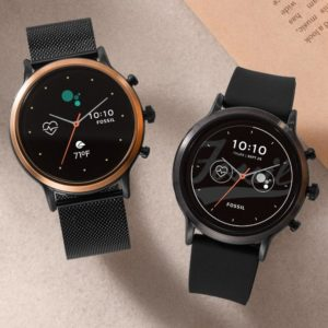 "Fossil ""The Carlyle HR"" und ""Julianna HR"" Design"