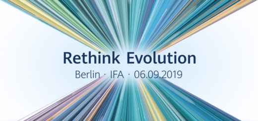 Huawei Rethink Evolution IFA 2019