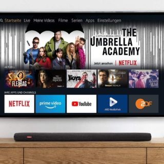 Amazon Nebula Soundbar - Fire TV Edition
