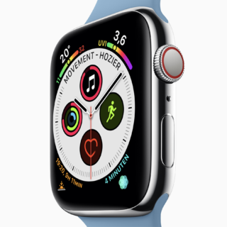 Apple Watch Series 5 Schlafüberwachung
