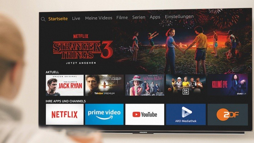 Grundig TV Amazon Fire TV OS Edition