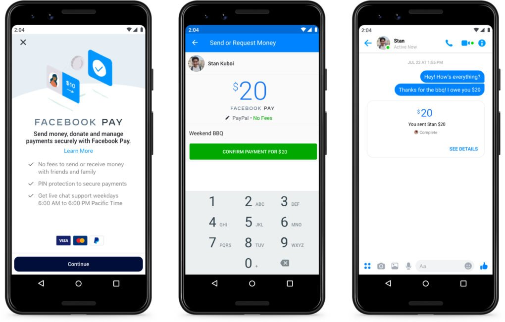 Facebook Pay Overview