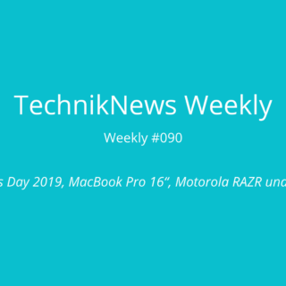 TechnikNews Weekly 090