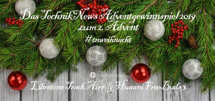 TechnikNews Adventgewinnspiel 2019 #02