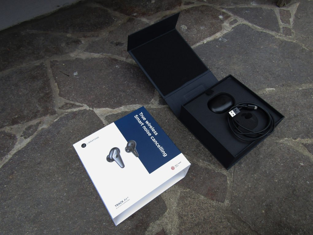 Libratone Track Air+ Unboxing