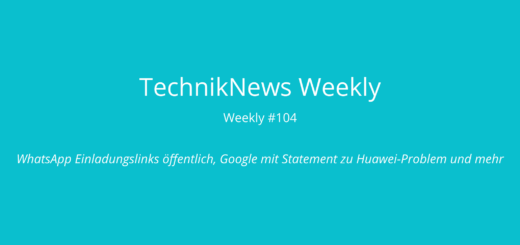 TechnikNews Weekly 104