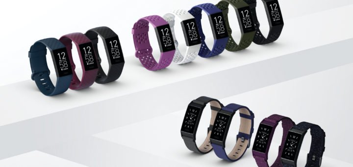 Fitbit Charge 4 Beitragsbild