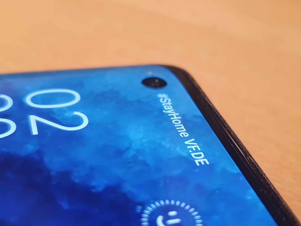 Oppo Find X2 Pro Punch-Hole