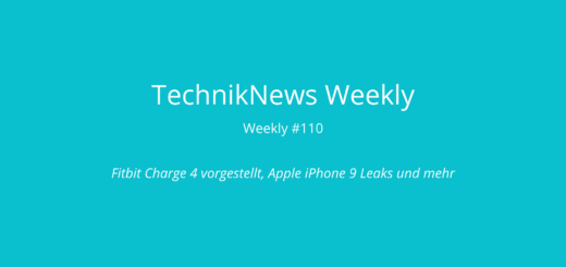 TechnikNews Weekly 110