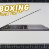 Apple MacBook Pro 13 2020 Unboxing