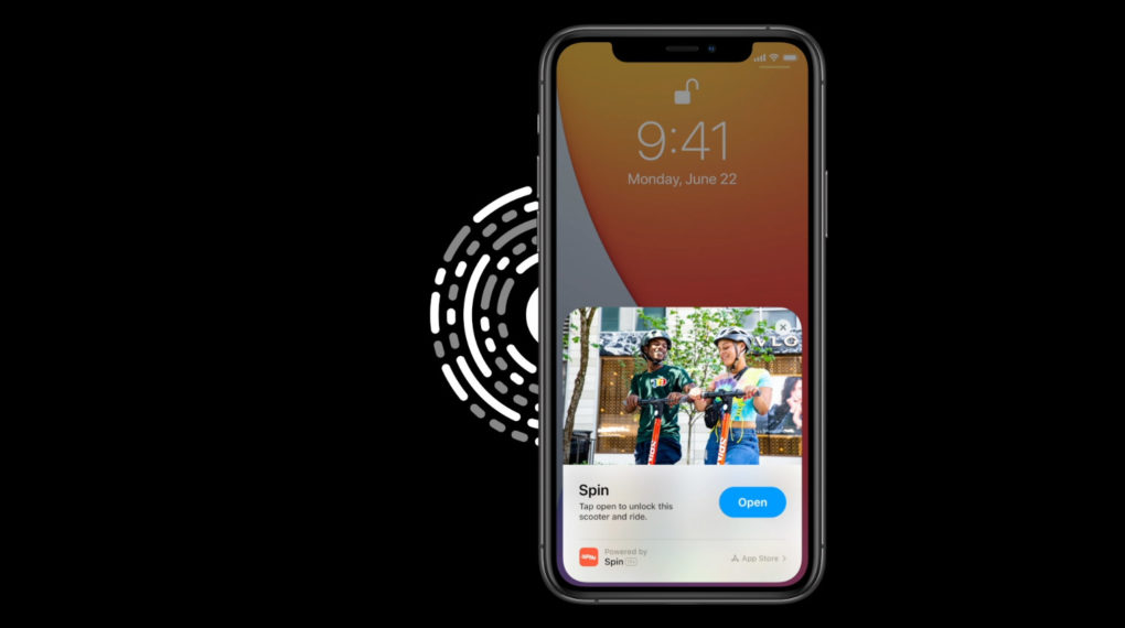 Apple iOS 14 App Clips