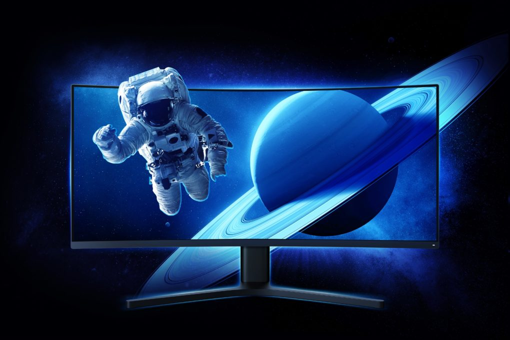 Xiaomi Mi Curved Gaming Monitor Launch