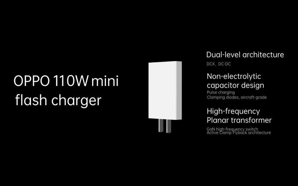 Oppo 110W Mini Flash-Charger