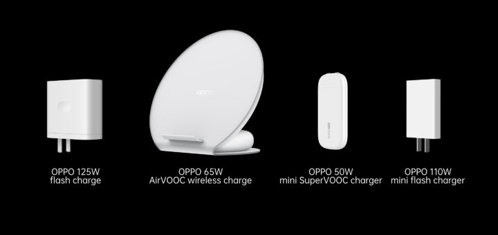 Oppo 125W FlashCharge / SuperVOOC Mini