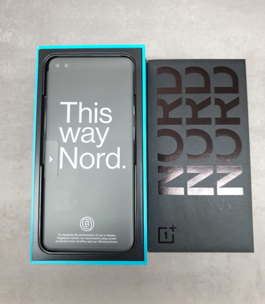 OnePlus Nord in Box
