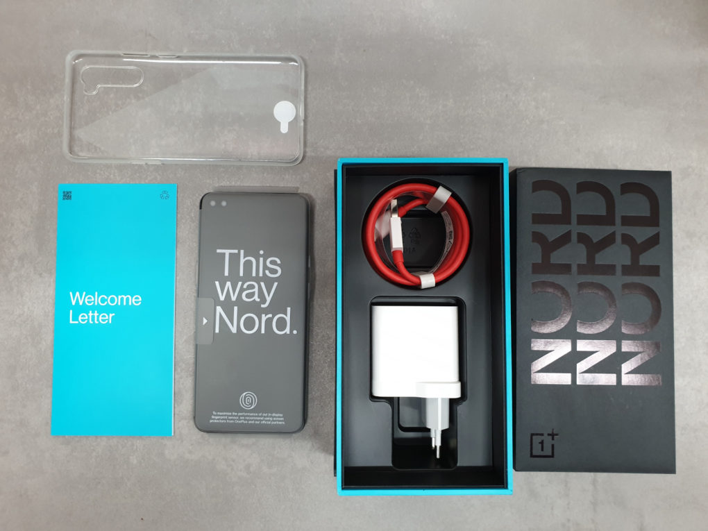 OnePlus Nord Unboxing