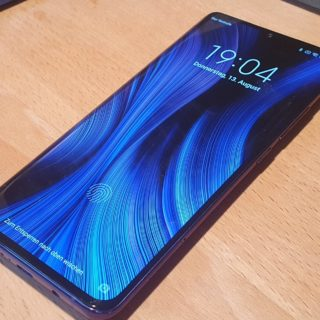 Xiaomi Mi Note 10 Lite Display