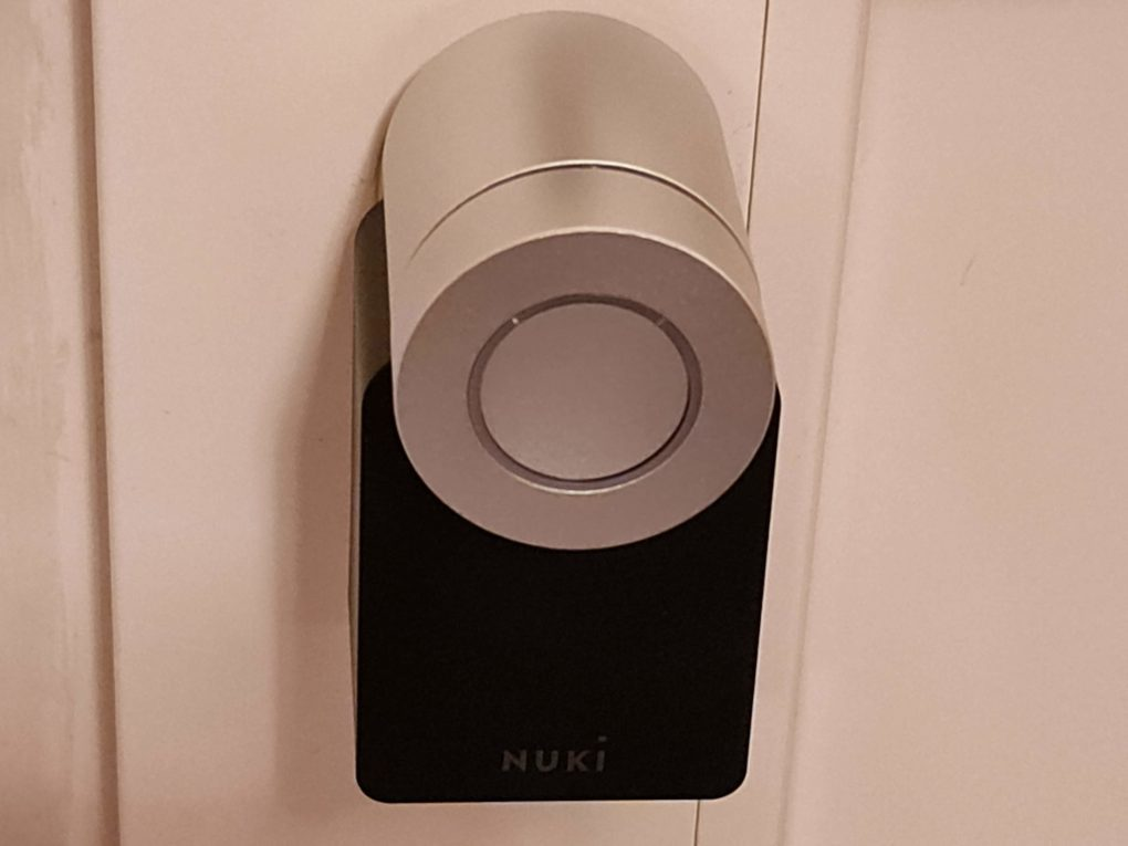 Nuki Smart Lock 2.0 Fertig