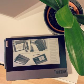 Lenovo ThinkBook Plus Titelbild