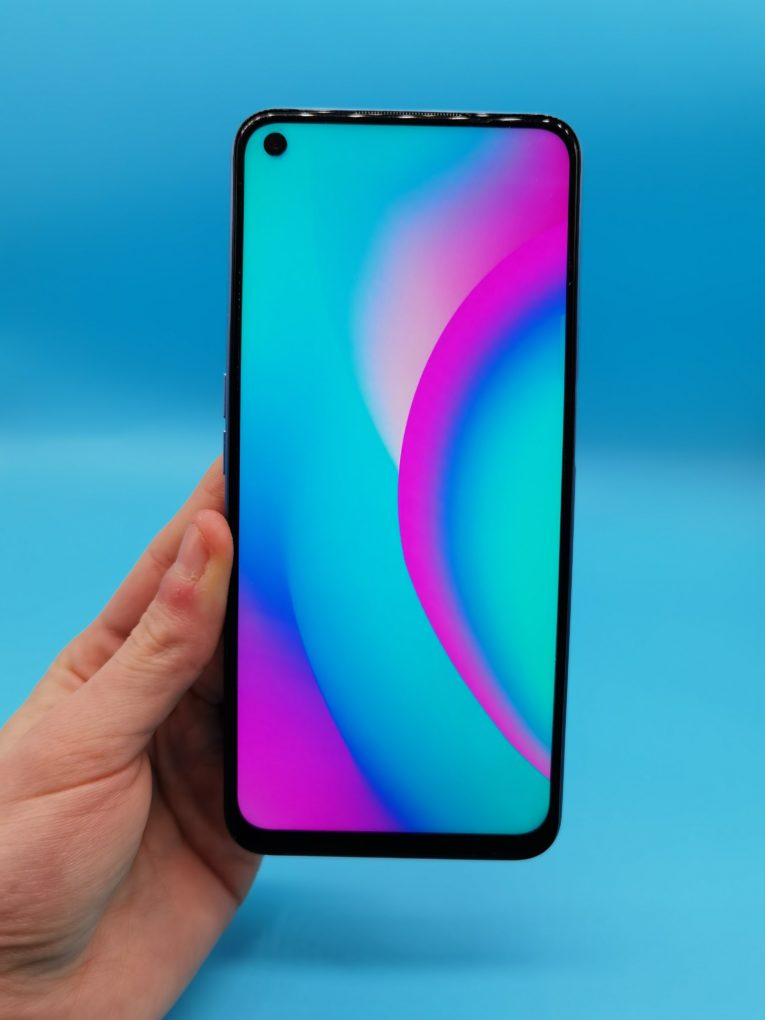 Realme 7 5G Front