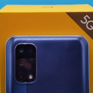 Realme 7 5G Unboxing