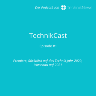 TechnikCast Episode #1