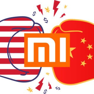 Xiaomi US-Ban China