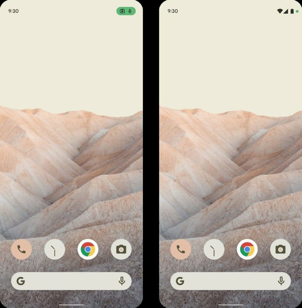 Google Android 12 Screenshot 4