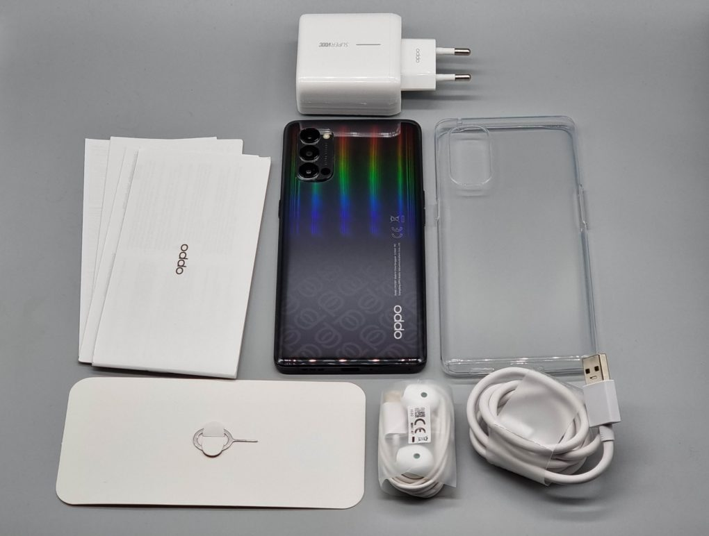 Oppo Reno4 Pro 5G Lieferumfang