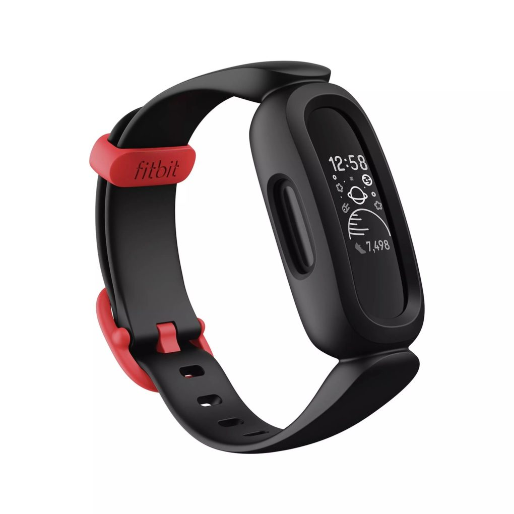 Fitbit Ace 3 Rot