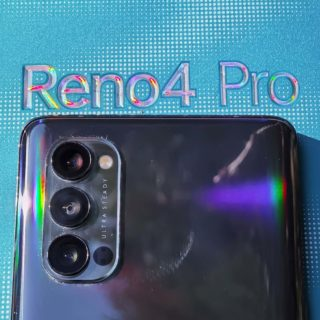 Oppo Reno4 Pro 5G Unboxing Header