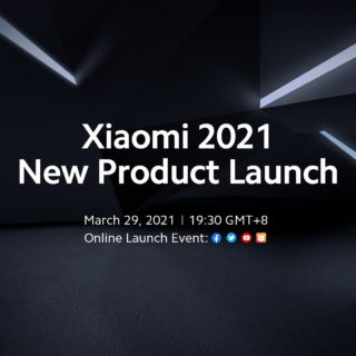 Xiaomi 2021 Launch Event