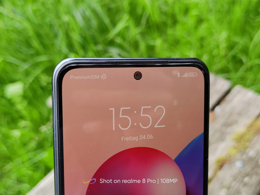 Redmi Note 10S Punch-Hole