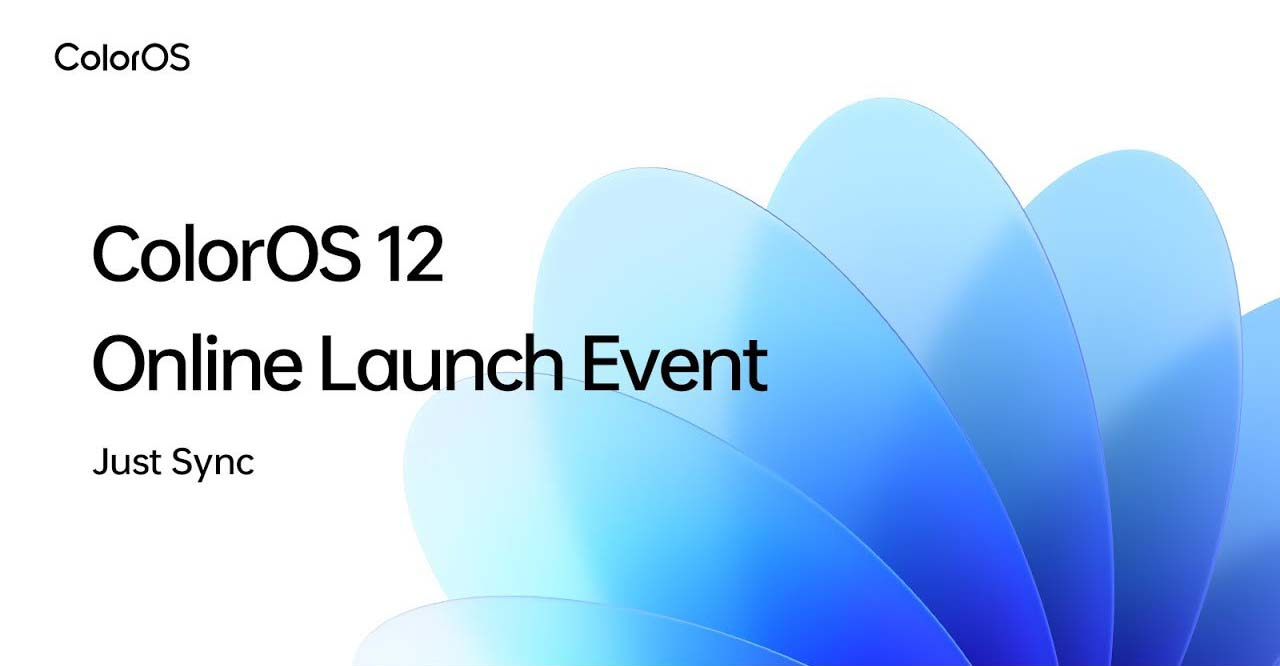 OPPO ColorOS 12 Launch Event